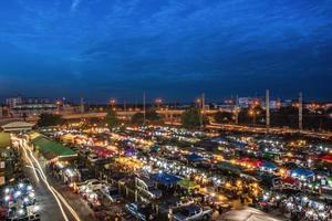 marché de nuit