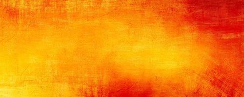 texture rouge et jaune