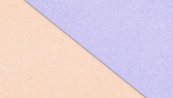 fond pastel orange et violet