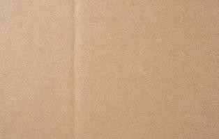 texture de carton marron