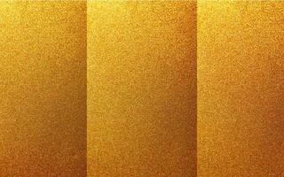 papier de paillettes d'or