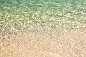 eau de mer et plage pour le fond