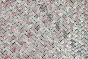 texture en osier tissé photo