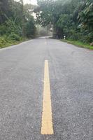 route en thaïlande