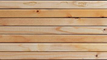 planches de bois clair
