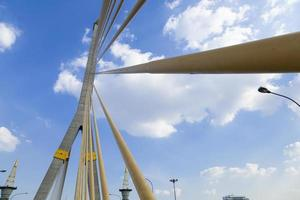 Pont Rama viii à Bangkok, Thaïlande