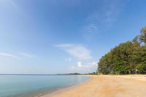 plage à phuket, thaïlande