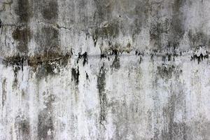 mur de béton graveleux