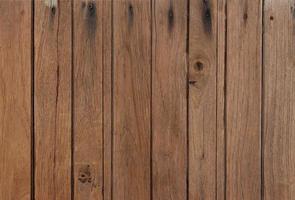 texture de planche de bois rustique photo