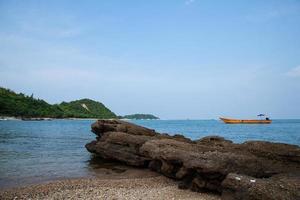 plage et mer en thaïlande photo