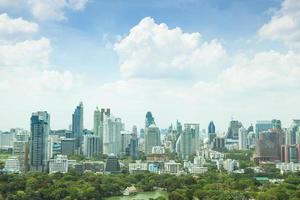 Bangkok en plein jour