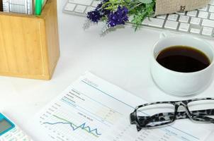 documents et café