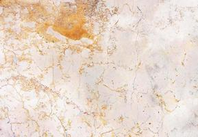 or et marbre blanc photo