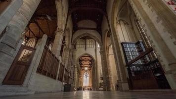 Rottenrdam, Pays-Bas, 2020 - inside st. église Lawrence photo
