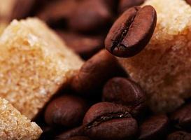 café et sucre photo