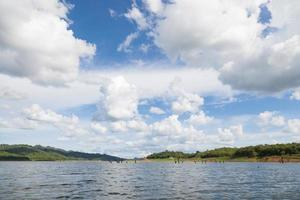 réservoir en Thaïlande photo