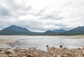 côte du fleuve Mékong photo