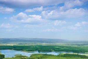 forêts et zones agricoles