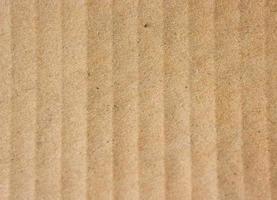 gros plan, de, brun, papier strié, pour, texture, ou, fond photo