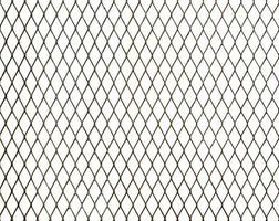 clôture de chaîne en métal photo