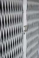 portes métalliques en acier photo