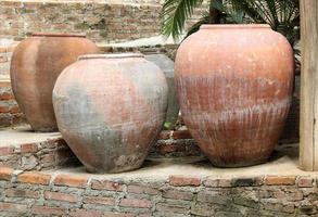 grands pots d'eau photo