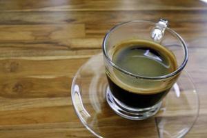 tasse d'espresso photo