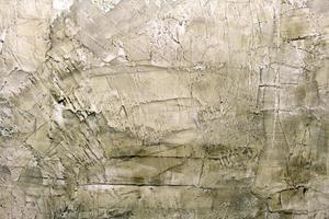 béton rustique fissuré
