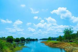 paysage en thaïlande