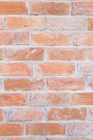 vieux, mur brique, gros plan