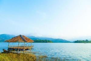 lac en Thaïlande photo