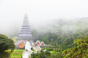 pagode en thaïlande