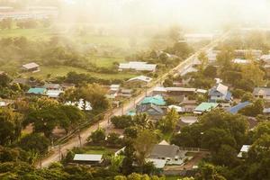 village le matin photo