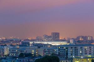 bâtiments à bangkok