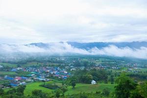 paysage en thaïlande photo