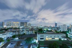 bâtiments à bangkok, thaïlande