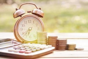 économiser de l'argent pour le futur concept