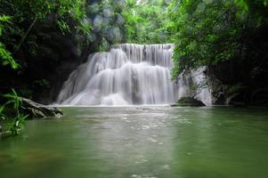 chutes d'eau en thaïlande photo