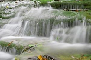 chutes d'eau en thaïlande