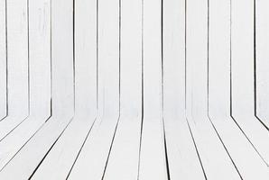 vieux fond de mur de texture bois blanc