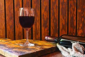 Un verre de vin