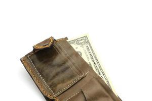 l'argent dans le portefeuille