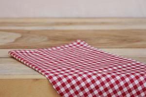 nappe sur table