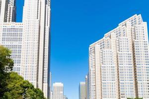 bâtiments gouvernementaux à tokyo, japon