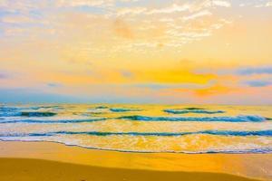 mer et plage