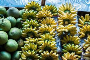 fruits à vendre dans un marché