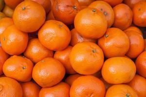 groupe d'oranges photo