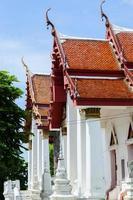 Chachoengsao, Thaïlande, 2020 - Wat Hong Thong pendant la journée