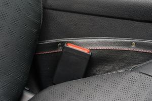 intérieur de voiture moderne photo