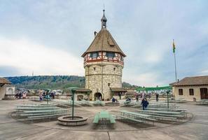 Forteresse de Munot à Schaffhouse, Suisse